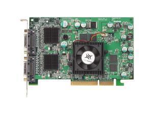 Matrox QID-QDA8X128F 128MB AGP 8X Low Profile Workstation Video Card