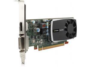 HP Quadro 600 Graphic Card - 1 GB DDR3 SDRAM - PCI Express 2.0 x16