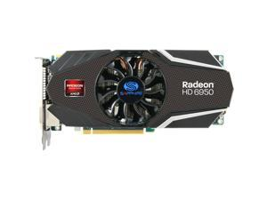 Sapphire 1003121GSR Radeon HD 6950 Graphic Card - 800 MHz Core - 1 GB GDDR5 - PCI Express 2.0 x16 - Dual Slot Space Required