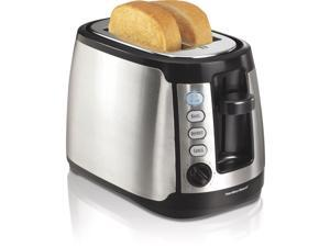 Hamilton Beach  22811  2 Slice Keep Warm Cool Wall Toaster