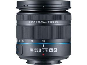 Samsung - 18 mm to 55 mm - f/3.5 - 5.6 - Zoom Lens