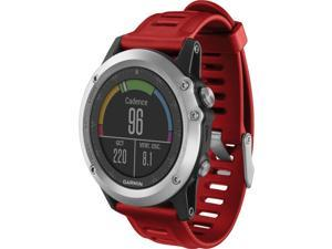 Garmin Fenix3 Silver Bundle Multisport GPS Watch