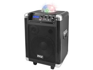 Pyle Pro PCMX280B Disco Jam 400-Watt Bluetooth Portable PA Speaker System