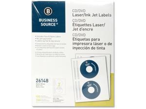 Bus. Source Laser/Inkjet CD/DVD Labels