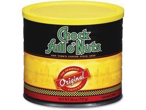 Office Snax Chock Full O'Nuts Original Coffee