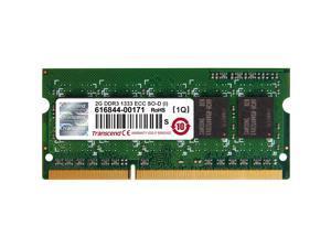 Transcend 2GB DDR3 1333 ECC-SO-DIMM CL9 1Rx8 IND