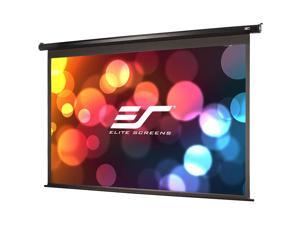 """Elite Screens Spectrum ELECTRIC180V Electric Projection Screen - 180"""" - 4:3 - Wall/Ceiling Mount"""