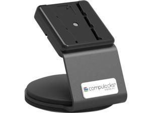 Compulocks 199BSLDDCKB Fast Release Secure Smartphone / Emv / Tablet Stand
