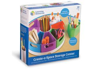 Learning Resources 10-piece Storage Center