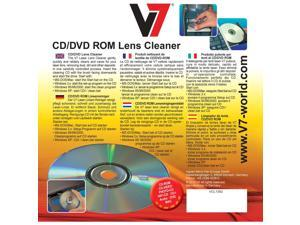 Discontinued by Manufacturer Memorex Dr Clean CD//DVD Cleaning and Repair Kit