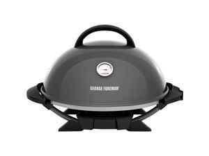 George Foreman 15 Serving Indoor/Outdoor Electric Grill