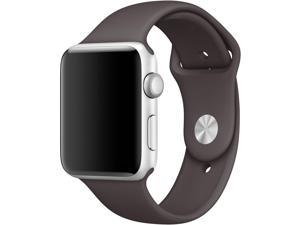 Apple 42mm Cocoa Sport Band - S/M & M/L