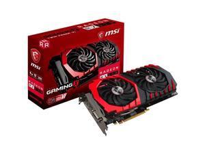 MSI RX 570 GAMING X 4G Radeon RX 570 Graphic Card - 1.24 GHz Core - 1.29 GHz Boost Clock - 4 GB GDDR5