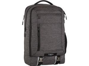 """Timbuk2 Authority Carrying Case (Backpack) for 17"""" Pen, Smartphone, Book, Jacket, Bottle, MacBook, Notebook, Tablet - Jet Black"""