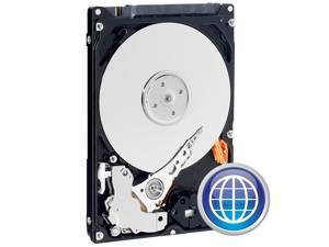 "WD Scorpio Blue WD1600BEVT 160 GB 2.5"" Hard Drive - SATA - Plug-in Module"