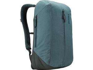 """Thule Vea Carrying Case (Backpack) for 15"""" Gym Gear, MacBook, Tablet PC, Pen, Passport, Flash Drive, Cable, Accessories, Shoes, Clothes, Hairbrush, ... - Deep Teal"""
