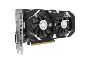 MSI GTX 1050 TI 4GT OC GeForce GTX 1050 Ti Graphic Card - 1.34 GHz Core - 1.46 GHz Boost Clock - 4 GB GDDR5