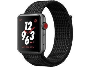 Apple Watch Series 3 Nike+ Smart Watch