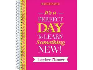 Scholastic Inspirational Teacher Planner