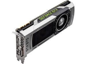 NVIDIA GeForce GTX 970 Graphic Card - 1.05 GHz Core - 1.18 GHz Boost Clock - 4 GB GDDR5 - Dual Slot Space Required