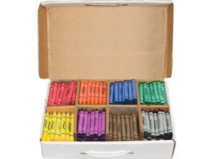 Prang Master Pack Regular Crayons