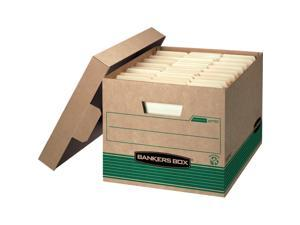 Fellowes Bankers Box Recycled Stor/File - Letter/Legal, 20pk
