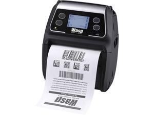 "Wasp WPL4MB 4"" Mobile Direct Thermal Barcode Label Printer, 203 dpi, USB 2.0, Bluetooth – 633809003448"