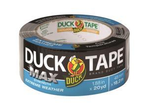 """Duck Max Extreme Weather Duct Tape Silver 1.88"""" x 20 Yards (241635) 24338427"""