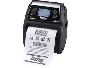 "Wasp WPL4M 4"" Mobile Direct Thermal Barcode Label Printer, 203 dpi, USB 2.0, Wi-Fi 802.11 a/b/g/n - 633809003424"