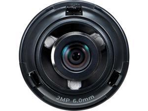 Hanwha Techwin SLA-2M6000D - 6 mm - f/2 - Fixed Lens