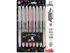Pentel Milky Pop Pastel Gel Pens