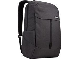 """Thule Lithos TLBP-116 BLACK Carrying Case (Backpack) for 15.6"""" Notebook - Black"""