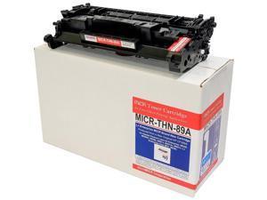 microMICR MICR Toner Cartridge - Alternative for HP 89A - Black