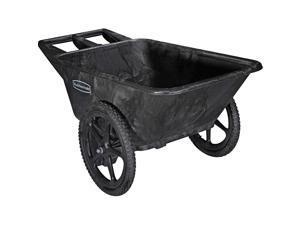 Rubbermaid Commercial Big Wheel Cart