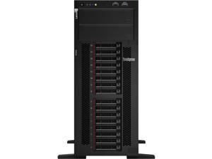 Lenovo ThinkSystem ST550 7X10A0APNA 4U Tower Server - 1 x Xeon Bronze 3204 - 16 GB RAM HDD SSD - 12Gb/s SAS, Serial ATA/600 Controller