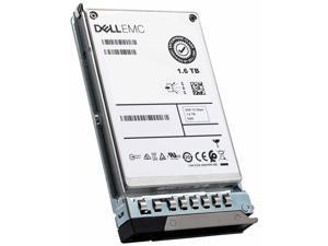 Dell NHGRN 1.6TB MLC SAS 12Gbps 2.5in Server SSD in 14G Tray