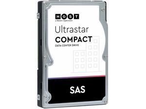 HGST Ultrastar C10K1800 600GB SAS 12Gb/s 10K RPM 128MB Cache 2.5-Inch Server HDD — HUC101860CSS200