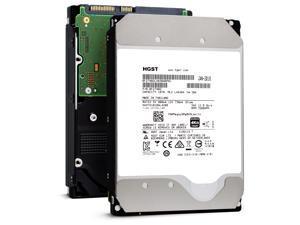 HGST Ultrastar He10 10TB 7200 RPM SAS 12Gb/s 3.5-Inch Enterprise Hard Drive HUH721010AL4200
