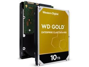 WD Gold 10TB Enterprise Class Hard Disk Drive - 7200 RPM Class SATA 6Gb/s 256MB Cache 3.5 Inch - WD102KRYZ