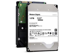 "HGST Ultrastar He12 | HUH721212ALE600 | 0F29603 | 12TB 7200RPM 3.5"" SATA Enterprise HDD"