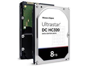 """HGST Ultrastar DC HC320 HUS728T8TALE6L4 8TB 7.2K RPM SATA 6Gb/s 512e 3.5"""" Hard Drives"""