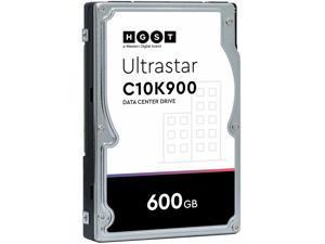 "HGST Ultrastar C10K900 600GB 10K RPM SAS 6Gb/s 64MB Cache 2.5"" Enterprise Hard Drive (HUC109060CSS601)"