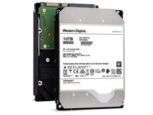 """HGST/WD Ultrastar DC HC510 10TB SATA 6Gb/s 3.5"""" HDD - HUH721010ALE600 (0F27452)"""