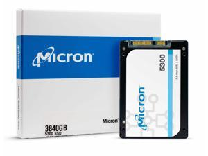 Micron 5300 Pro 3.84TB SATA 6Gb/s 2.5-Inch Enterprise SSD MTFDDAK3T8TDS-1AW1ZAB
