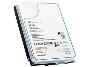 Seagate BarraCuda Pro 12TB SATA 6Gb/s 7200RPM 3.5-Inch Internal Hard Drive — ST12000DM001