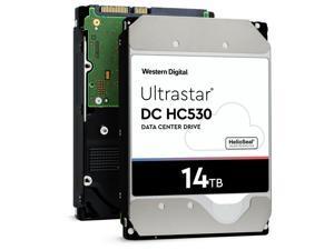 WD Ultrastar DC HC530 14TB SATA 6Gb/s 3.5-Inch Data Center HDD - WUH721414ALE604 (0F31152)