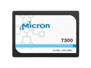 Micron 7300 Pro 3.84TB 3D TLC PCIe Gen3 x4 NVMe U.2 2.5-Inch Data Center SSD — MTFDHBE3T8TDF-1AW1ZABYY
