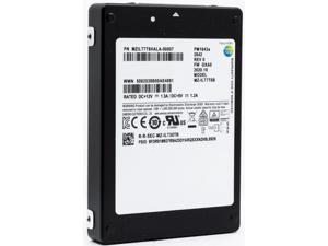 """Samsung PM1643a 7.68TB SAS 12Gb/s 2.5"""" SSD — MZILT7T6HALA-00007 (MZ-ILT7T6B)"""