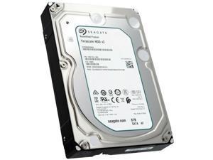 Seagate Terascale 8TB 512e SATA 6Gb/s 7200 RPM 3.5-Inch Enterprise NAS HDD —ST8000NC0002