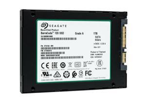 Seagate BarraCuda 120 1TB SATA 6Gb/s 2.5in SSD — ZA1000CM10003